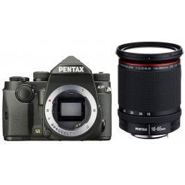 Obrázek PENTAX KP + 16-85 mm černý Digitální fotoaparáty